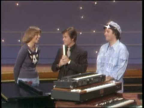 Dick Clark Interviews Captain and Tennille - American Bandstand 1975