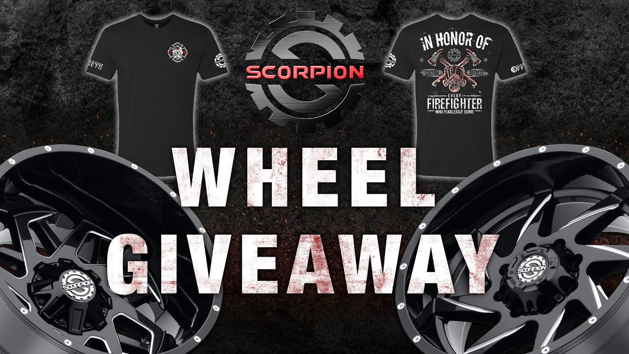 57834277 How to WIN FREE Scorpion Off-Road Wheels || Custom Offsets - YouTube