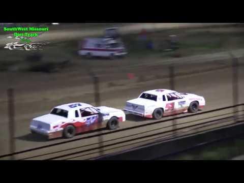 Pure Stock Heat Races - @ Lebanon Midway Speedway 5-11-2018