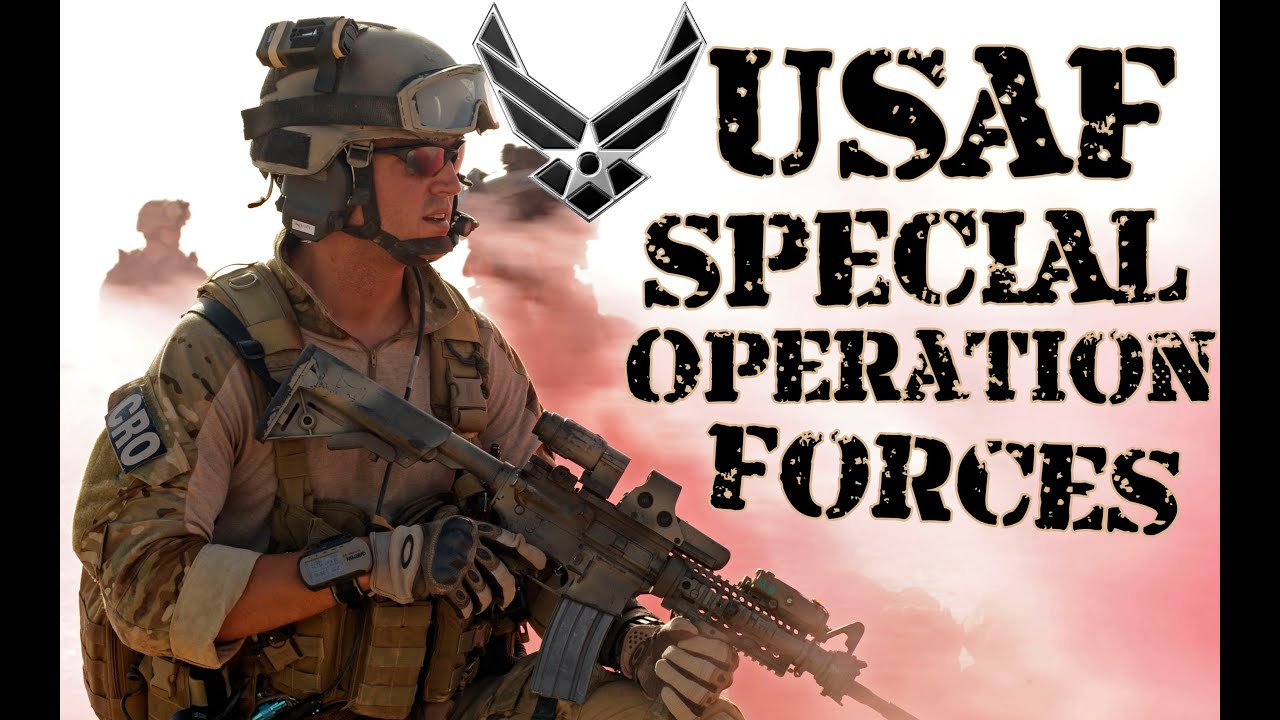 CSAR Pararescue // TACP // CCT | USAF Special Operation Forces | Tribute