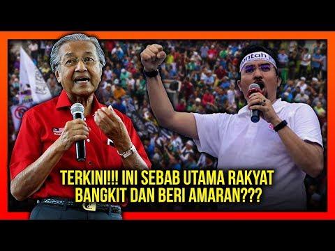 RENTASAN BERITA 460 | TERKINI!!! INI SEBAB UTAMA RAKYAT BANGKIT DAN BERI AMARAN?