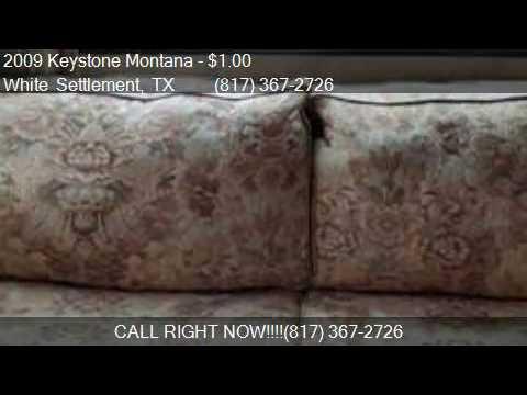 2009 Keystone Montana  for sale in White Settlement, TX 7610