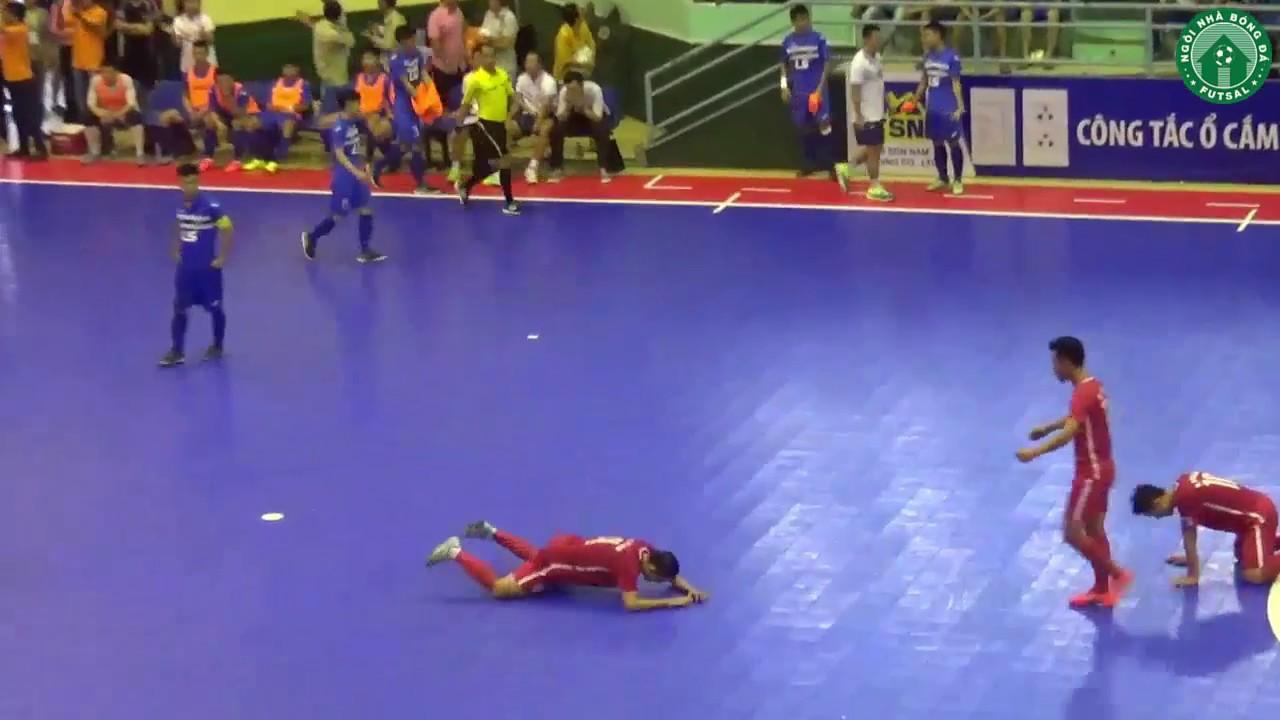 Highlight – Thái Sơn Nam vs Hải Phương Nam PN – Chung kết Giải Futsal Cúp Quốc Gia 2016