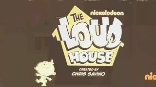 Vinheta Falsa de The Loud House: Música your faces - LMOP