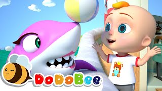 BABY SHARK, DODOBEE NURSERY RHYMES, CARTOON, BABY SONG, ABC SONGS, BABY SHARK DANCE, KIDS SONGS