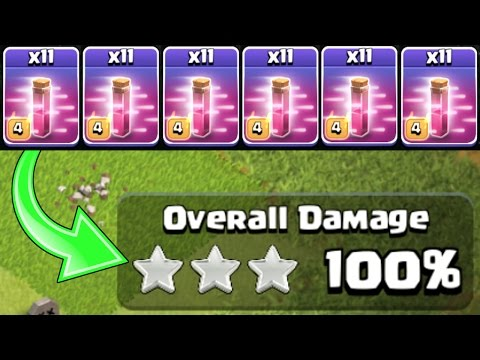 Thumbnail: WORLD RECORD ATTEMPT!! - Clash Of Clans - FASTEST METHOD TO WRECK A BASE!