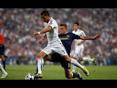Cristiano Ronaldo The King Of Football Skills 2012 2013 Hd