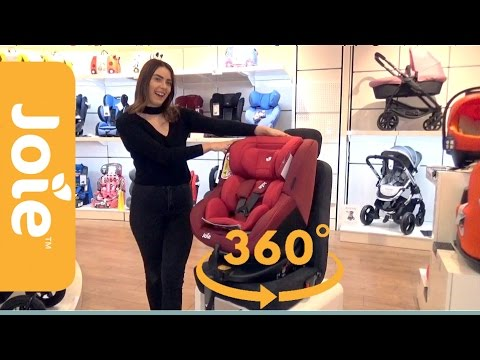 92ad8ff6806 Joie Spin 360 Group 0+/1 Car Seat Store Demo - Direct2Mum - YouTube