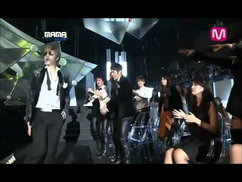 [Kim Hyun Joong]Mnet Asian Music Awards - 2011Mnet Asian Music Awards2부 - 2M.mp4