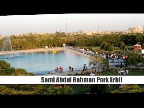 Sami Abdul Rahman Park 2012