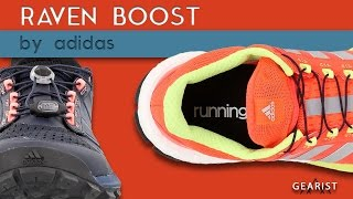 ADIDAS RAVEN BOOST REVIEW | Gearist