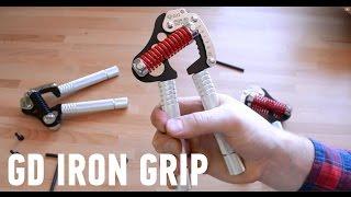 Обзор регулируемых эспандеров GD IRON GRIP