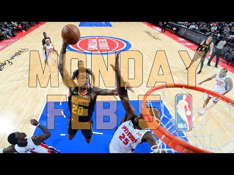 NBA Daily Show: Feb. 5 - The Starters