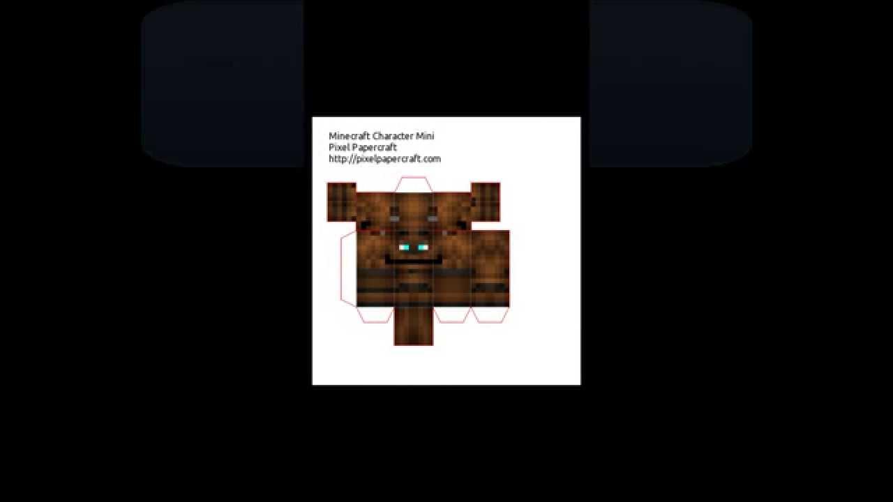 Papercraft Freddy Fazbear Mini y normal 2015 by GerasCrafteroHD ...