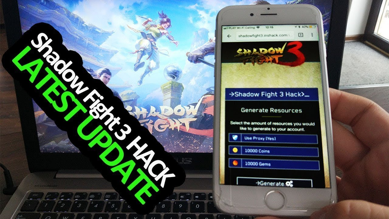 ⚡[How to] Shadow Fight 3 Hack mod apk - v1.9.1 ⚡ (NO ROOT) ⚡