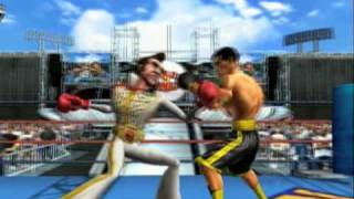 Ready2Rumble 2 - Revolution boxing video game Nintendo Wii