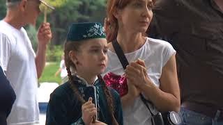 В Крыму с размахом отметили Сабантуй