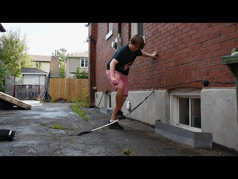 The Unbreakable Hockey Stick - Durability Test