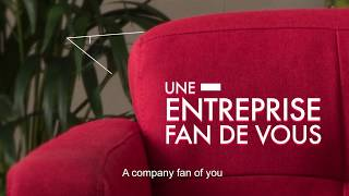 A company fan of you