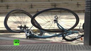 Как кошка с собакой: в Лондоне разгорается конфликт между таксистами и велосипедистами