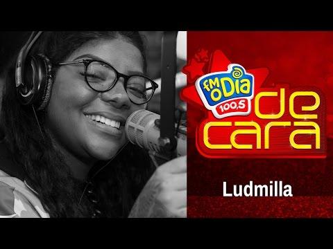 Ludmilla De Cara na FM O Dia