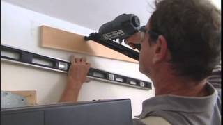Built-in Closet Storage Installation