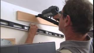 Built-in Closet Storage Installation