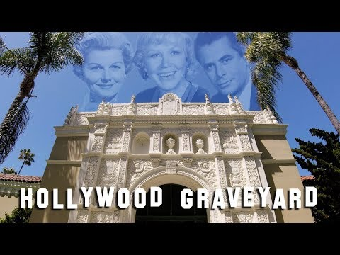FAMOUS GRAVE TOUR - Woodlawn (Glenn Ford, Barbara Billingsley, etc.)