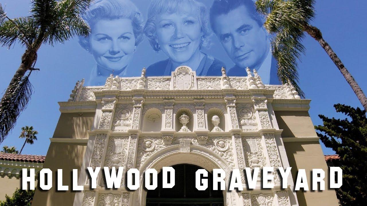 FAMOUS GRAVE TOUR - Woodlawn (Glenn Ford, Barbara Billingsley, etc.) by: Hollywood Graveyard