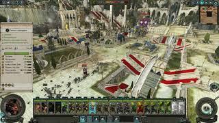 Total War Warhammer 2 57 - Туманный Альбион За Скавенов