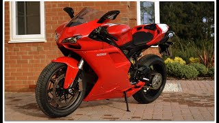 FOR SALE (NOW SOLD) £8,000 2011 Ducati 1198 walk around & start up of this stunning Italian beauty