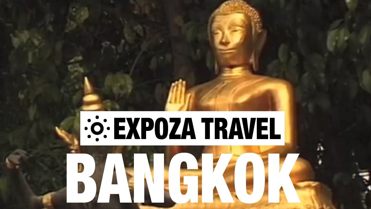 Bangkok (Thailand) Vacation Travel Video Guide