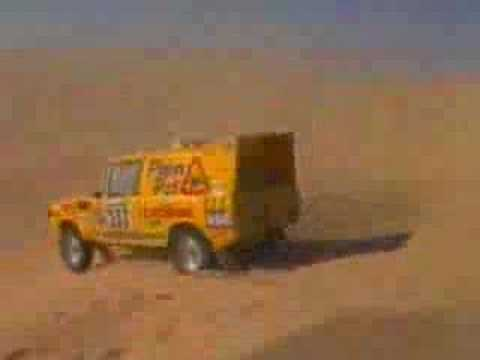 Paris - Dakar 1986 959