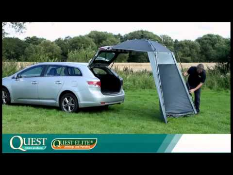 arb canopy installation instructions