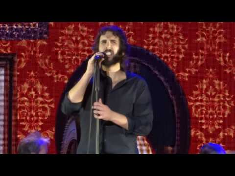 Josh Groban, Dust and Ashes, Chateau Ste Michelle Winery, Woodinville, WA, August 2016