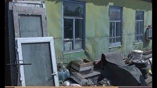 ВРЕМЯНКА НА ПОСТОЯНКУ - Покосившийся дом, потрескавшаяся печь и прогнившие...