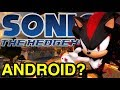 Is Shadow the Hedgehog an Android? - Sonic Theory - NewSuperChris