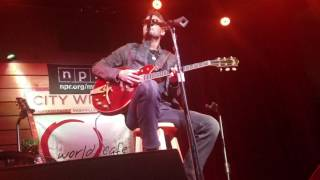 Eric Church - Like A Wrecking Ball {10/27/16} City Winery Nashville, TN