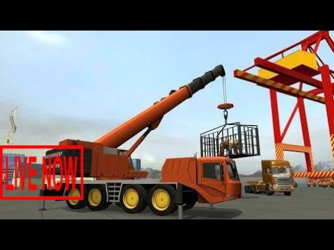 Cargo Ship Manual Crane 2 (by TrimcoGames) Android Gameplay [HD] #ZIA