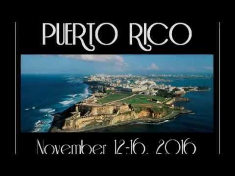 2016 Puerto Rico YaYa Trip