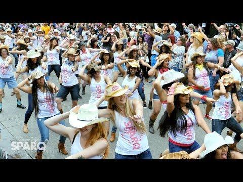 Bolly Flash Mob 2017
