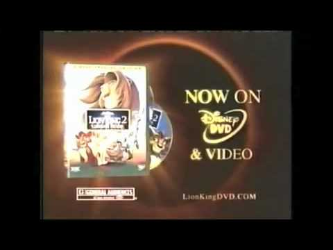 The Lion King 2 Simba S Pride Ads That Don T Reflect The Tone Of The Movie Youtube
