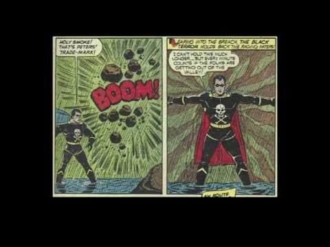 Public Domain Heroes - [AT{Comics}] Week 4 Lesson 4