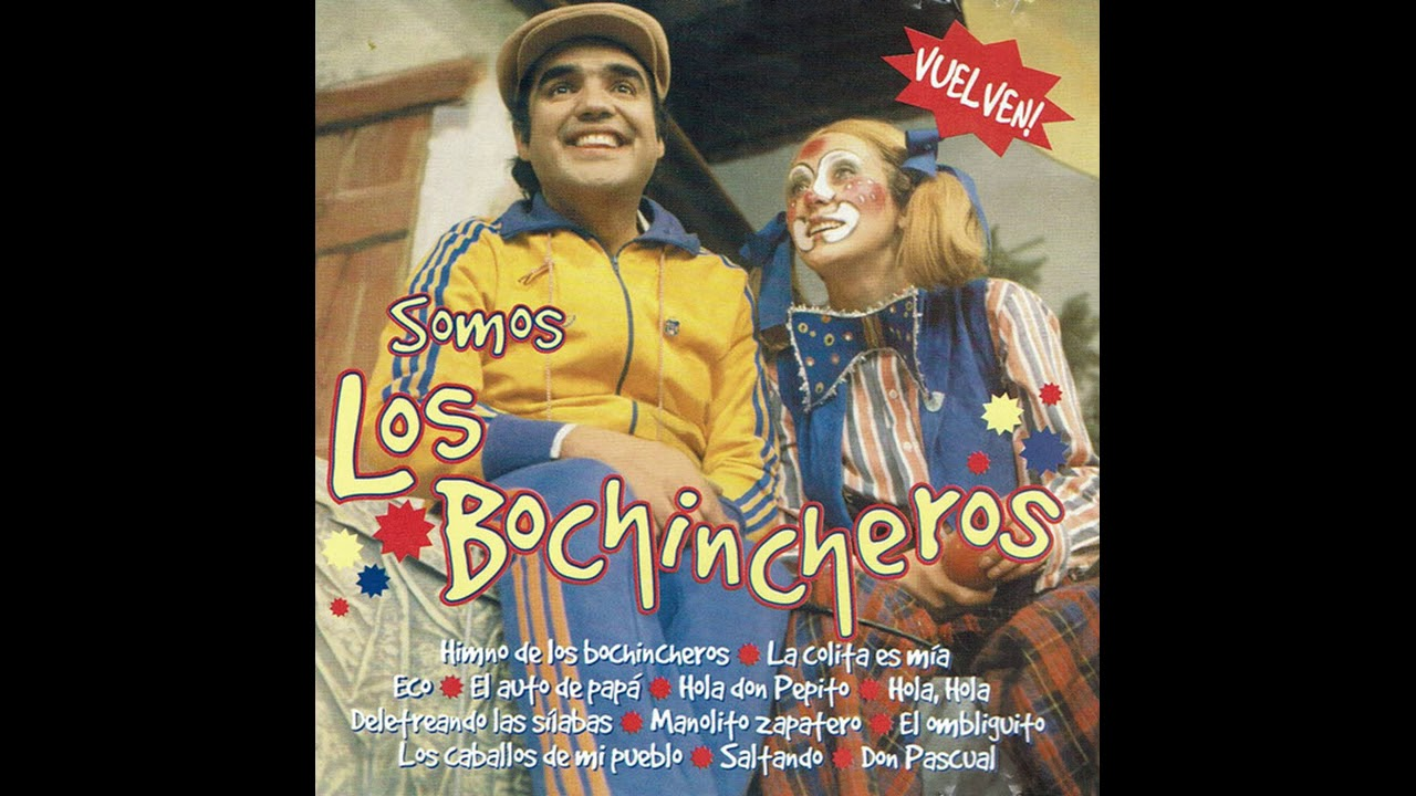 disco de los bochincheros