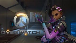 Overwatch - Podstępna SOMBRA