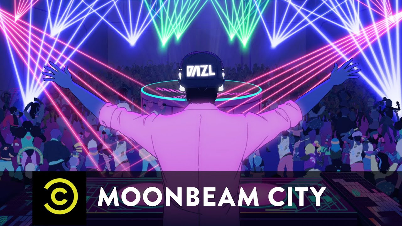 Download Moonbeam City - CrimeZappers Recruits Dazzle