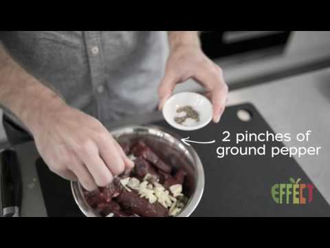 How to make #FoodWaste Ox Heart