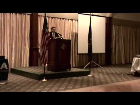 Western Connecticut Military Officers Association's 38th Annual Young American Awards