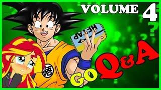 ASK GOKU QUESTIONS! GoQ&A - Part 4