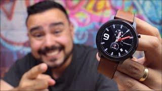 XIAOMI Amazfit GTR - O mais LINDO smartwatch do MUNDO !